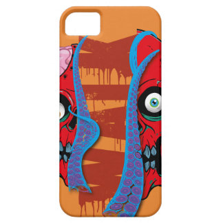 it founds zombie barely there iPhone 5 case