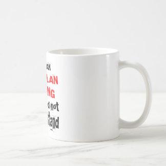 IT IS ANGOLAN THING DESIGNS COFFEE MUG