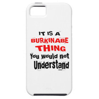 IT IS BURKINABE THING DESIGNS iPhone 5 CASES
