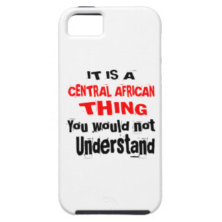 IT IS CENTRAL AFRICAN THING DESIGNS CASE FOR THE iPhone 5