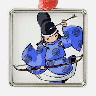 It is difficult a u English story Nikko Toshogu Metal Ornament