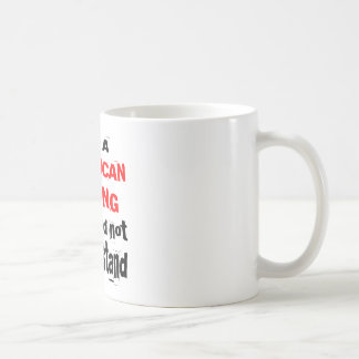 IT IS DOMINICAN THING DESIGNS COFFEE MUG