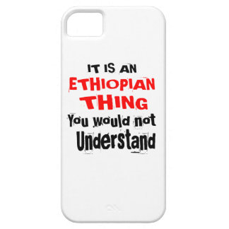 IT IS ETHIOPIAN THING DESIGNS CASE FOR THE iPhone 5