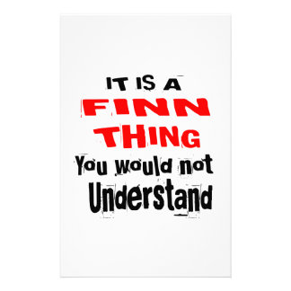 IT IS FINN THING DESIGNS STATIONERY