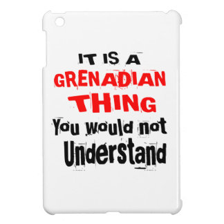 IT IS GRENADIAN THING DESIGNS iPad MINI COVER