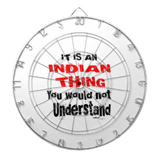 IT IS INDIAN THING DESIGNS DARTBOARD
