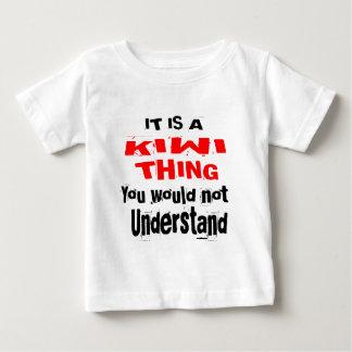 IT IS KIWI THING DESIGNS BABY T-Shirt
