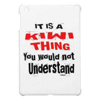 IT IS KIWI THING DESIGNS iPad MINI COVERS