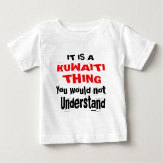 IT IS KUWAITI THING DESIGNS BABY T-Shirt