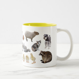 It is lovely the animal magnetic cup