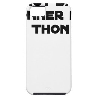 IT IS NECESSARY TO KNOW TO GIVE TUNA - Word games iPhone 5 Cover