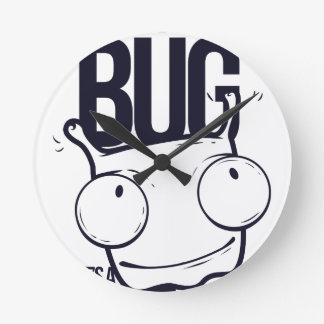 it is not bug  it is feature round clock