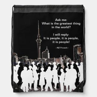 It Is People! Backpacks