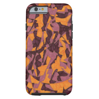 It is possible from shape of letter of Japanese Tough iPhone 6 Case
