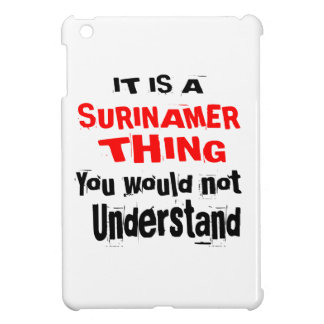 IT IS SURINAMER THING DESIGNS COVER FOR THE iPad MINI