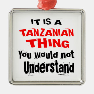 IT IS TANZANIAN THING DESIGNS METAL ORNAMENT