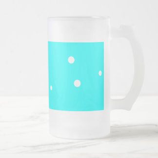 It is the glass of the frost type which matches to frosted glass beer mug