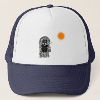 It is to pull out, CAP! Trucker Hat