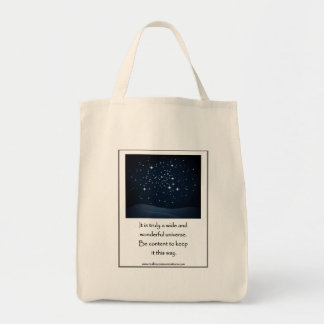 It Is Truly a Wide and Wonderful BAG