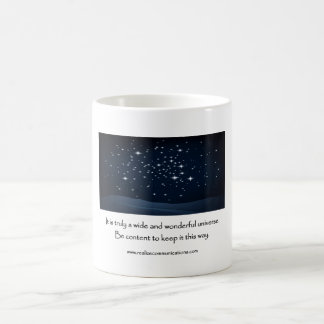 It Is Truly a Wide and Wonderful MUG