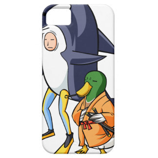 It is turn! Duck teacher! English story Kamogawa Barely There iPhone 5 Case