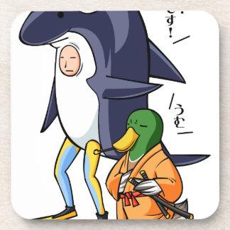 It is turn! Duck teacher! English story Kamogawa Coaster