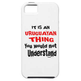 IT IS URUGUAYAN THING DESIGNS iPhone 5 COVERS