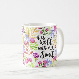 It is Well/To God Be The Glory Mug