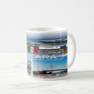 IT Italia - Abruzzo - Pescara - Coffee Mug
