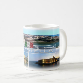 IT Italia - Calabria - Le Castella - Coffee Mug