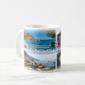 IT Italia - Campania - Positano - Coffee Mug