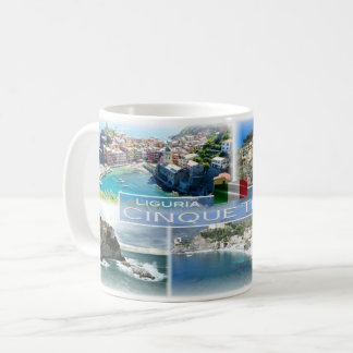 IT Italia - Liguria - Cinque Terre - Coffee Mug