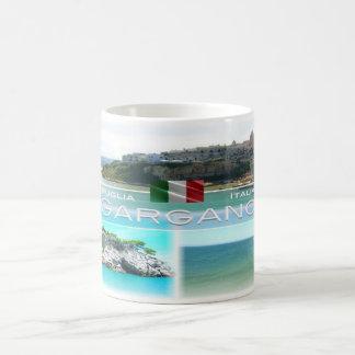 IT Italia - Puglia - Gargano - Coffee Mug