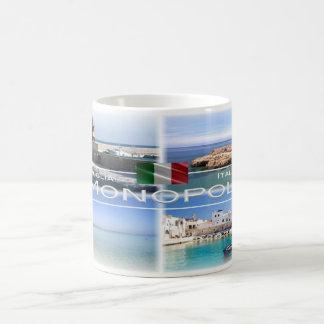 IT Italia - Puglia - Monopoli - Coffee Mug