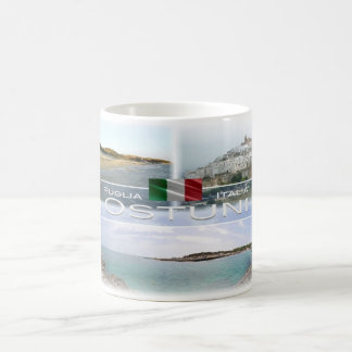 IT Italia - Puglia - Ostuni - Coffee Mug