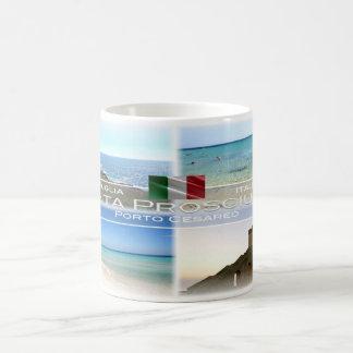 IT Italia - Puglia - Punta Prosciutto - Coffee Mug