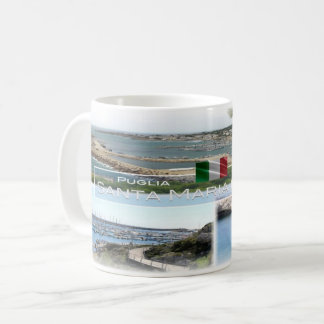 IT Italia - Puglia - Santa Maria di Leuca - Coffee Mug