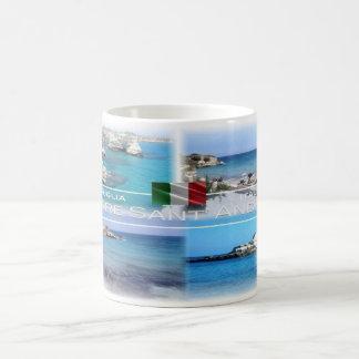 IT Italia - Puglia - Torre Sant' Andrea - Coffee Mug