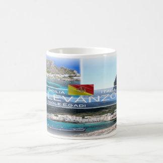 IT Italia - Sicilia - Isola di Levanzo - Coffee Mug