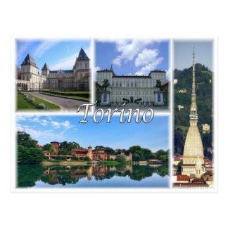 IT Italia - Torino Turin - Postcard