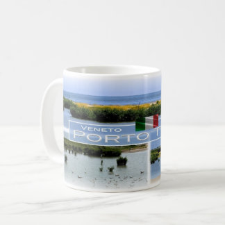 IT Italia - Veneto - Porto Tolle - Coffee Mug