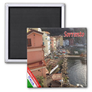 IT - Italy - Amalfi Coast - Sorrento Magnet