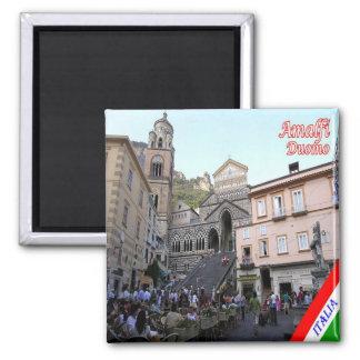 IT - Italy - Amalfi - Duomo Square Magnet