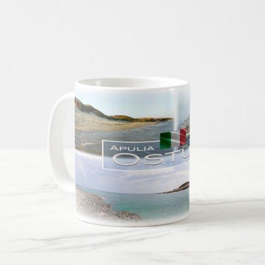 IT Italy - Apulia - Ostuni - Coffee Mug