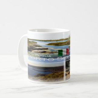 IT Italy - Apulia - Porto Selvaggio - Coffee Mug