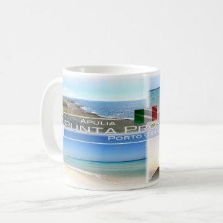 IT Italy - Apulia - Punta Prosciutto - Coffee Mug