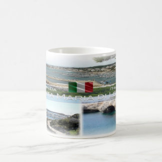 IT Italy - Apulia - Santa Maria di Leuca - Coffee Mug