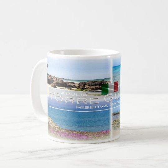 IT Italy - Apulia - Torre Guaceto - Coffee Mug