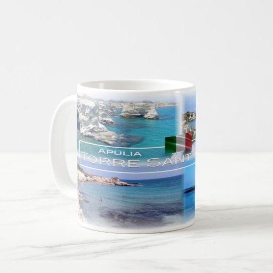 IT Italy - Apulia - Torre Sant'Andrea - Coffee Mug