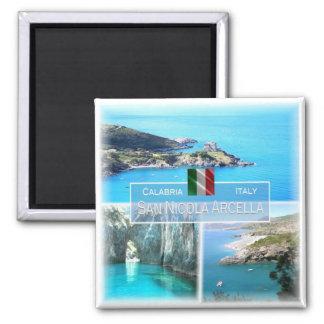 IT - Italy # Calabria - San Nicola Arcella - Magnet